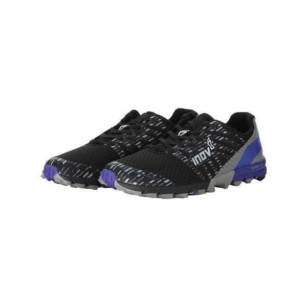 【イノベイト】 トレイルタロン 235 WMS レディーストレイルランニングシューズ [サイズ:23.5cm] [カラー:ブラック×パープル] #NO3LIG05-BLP 【スポーツ・アウトドア:登山・トレッキング:靴・ブーツ】【INOV-8 TRAILTALON 235 WMS】