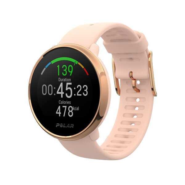【ポラール】 Ignite(イグナイト) 日本正規品 GPSフィットネスウォッチ [カラー:ピンク×ローズ] [バンドサイズ:S] #90079898 【スポーツ・アウトドア:ジョギング・マラソン:GPS】【POLAR】