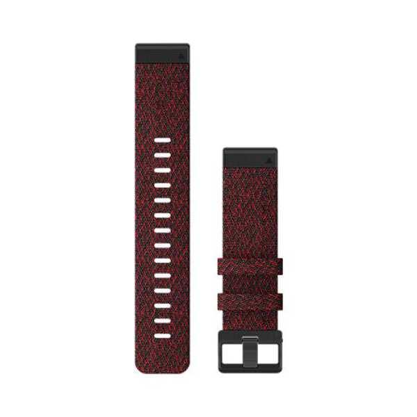 【ガーミン】 QuickFitバンド F6 22mm ベルト交換キット [カラー:レッドナイロン] #010-12863-16 【スポーツ・アウトドア:アウトドア:精密機器類:GPS】【GARMIN QuickFit F6 22mm Red Nylon】
