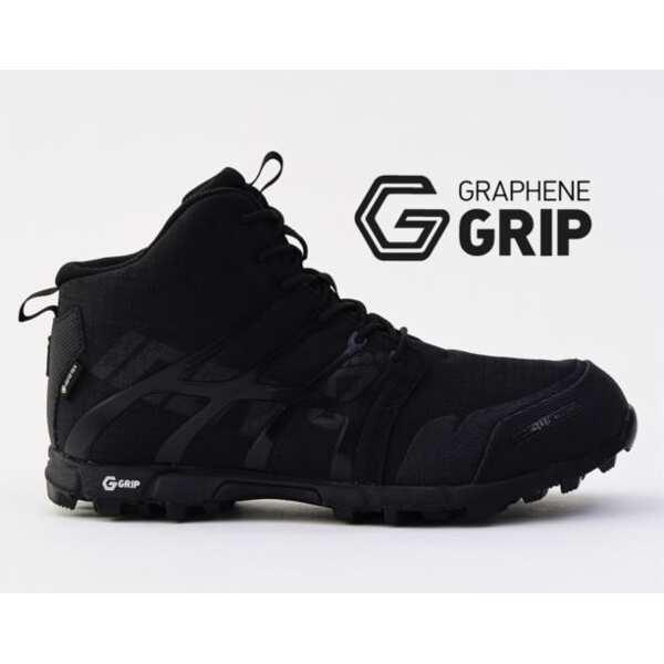 【イノベイト】 ロックライト G 286 GTX CD(ゴアテックス・グラフェン搭載) [サイズ:23.5cm] [カラー:ブラック] #NO1OGG18BK-BLK 【スポーツ・アウトドア:登山・トレッキング:靴・ブーツ】【INOV-8 ROCLITE G 286 GTX CD】