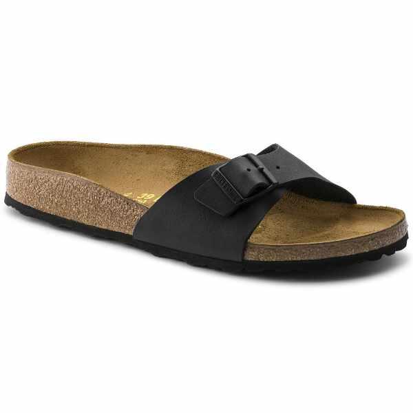 【ビルケンシュトック】 マドリッド Birko-Flor [サイズ:EU37(24.0cm)] [カラー:ブラック] #GC040793-9 【靴:メンズ靴:サンダル】【BIRKENSTOCK Madrid Birko-Flor】
