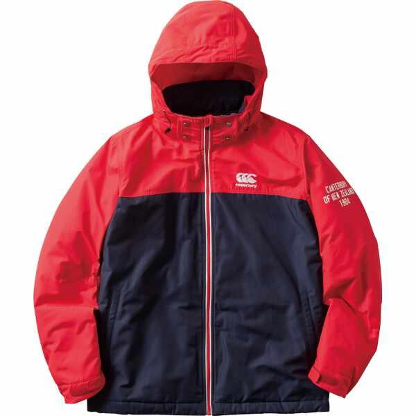 【カンタベリ―】 フレックスウォーム インサレーションジャケット(メンズ) [サイズ:XL] [カラー:レッド] #RA79596-65 【スポーツ・アウトドア:アウトドア:ウェア:メンズウェア:アウター】【CANTERBURY FLEXWARM INSULATION JACKET】