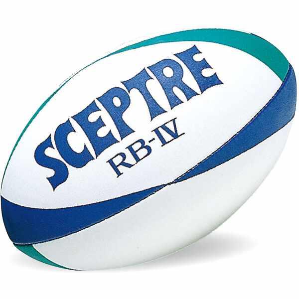 【5%offクーポン(要獲得) 12/26 9:59まで】 RB-4 ジュニアレースレス ラグビーボール 4号球 #SP-714 【セプター: スポーツ・アウトドア ラグビー ボール】【SCEPTRE】