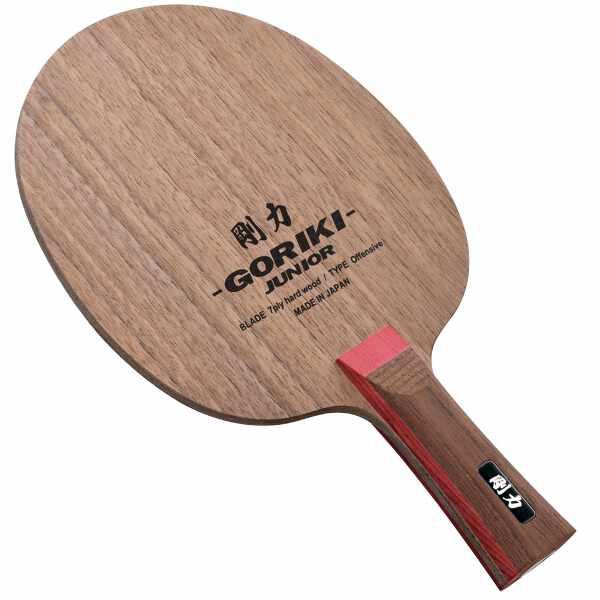 【ニッタク】 剛力ジュニア FL(フレア) 卓球ラケット #NE-6172 【スポーツ・アウトドア:卓球:ラケット】【NITTAKU GORIKI JUNIOR FL】
