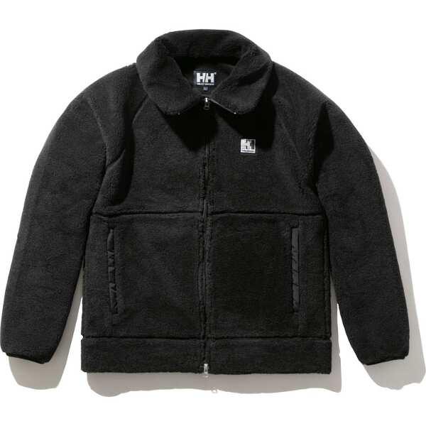 【ヘリーハンセン】 ファイバーパイルジャケット(メンズ) [サイズ:M] [カラー:ブラック] #HE51977-K 【スポーツ・アウトドア:アウトドア:ウェア:メンズウェア:アウター】【HELLY HANSEN FIBERPILE Jacket】