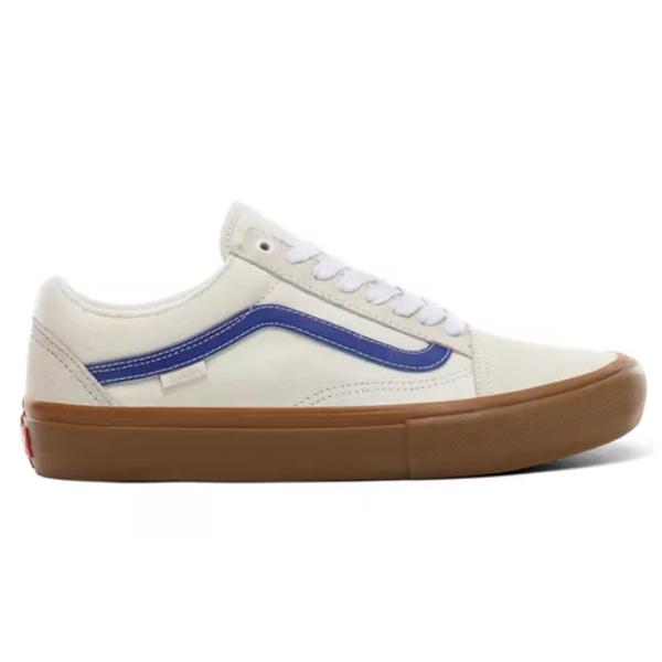 【バンズ】 バンズ オールドスクール プロ [サイズ:26.5cm(US8.5)] [カラー:マシュマロ×ブルー×ガム] #VN0A45JCSXO 【靴:メンズ靴:スニーカー】【VN0A45JCSXO】【VANS VANS OLD SKOOL PRO】