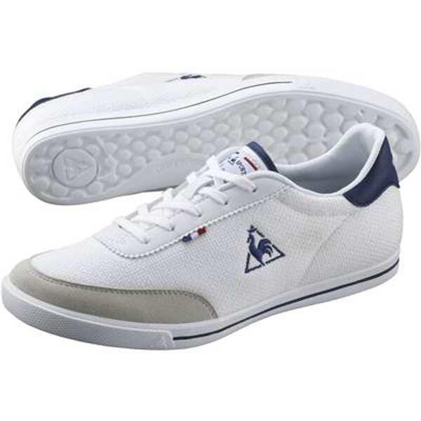 【ルコックスポルティフ】 テルナ TR レディース [サイズ:22.5cm] [カラー:ホワイト×ネイビー] #QFM-6202WN-WNV 【靴:レディース靴:スニーカー】【LE COQ SPORTIF】