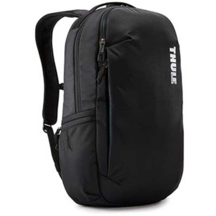 【スーリ―】 サブテラ バックパック 23L [カラー:ブラック] [サイズ:31×22×50cm(23L)] #3204052 【スポーツ・アウトドア:アウトドア:バッグ:バックパック・リュック】【THULE Subterra Backpack 23L Black】