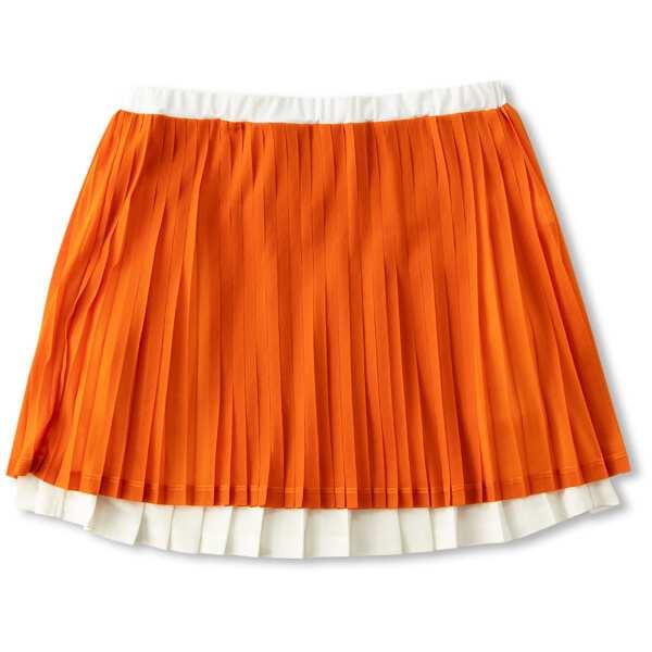 <title>≪送料無料≫エレッセ プリーツスカート レディース サイズ:M カラー:ホワイト #EW20150-WELLESSE Pleats Skirts エレッセ #EW20150-W 公式ショップ スポーツ アウトドア:テニス:レディースウェア:スカート スコート ELLESSE</title>
