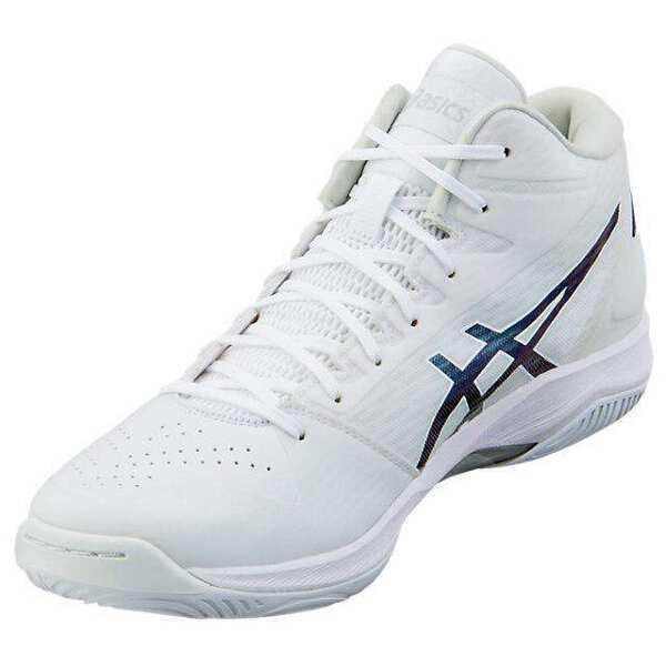 【アシックス】 ゲルフープ V11 バスケットボールシューズ [サイズ:22.5cm] [カラー:ホワイト×プリズムブルー] #1061A015-120 【スポーツ・アウトドア:その他雑貨】【ASICS GELHOOP V11】