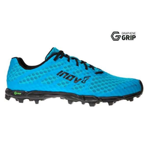 【イノベイト】 X-タロン G 210 MS トレイルランニングシューズ(グラフェン搭載) [サイズ:28.0cm] [カラー:ブルー×ブラック] #NO2PGG03BB-BBK 【スポーツ・アウトドア:登山・トレッキング:靴・ブーツ】【INOV-8 X-TALON G 210 MS】