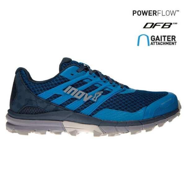【イノベイト】 トレイルタロン 290 V2 MS トレイルランニングシューズ [サイズ:27.5cm] [カラー:ブルー×グレー] #NO2PGG07BG-BGR 【スポーツ・アウトドア:登山・トレッキング:靴・ブーツ】【INOV-8 TRAILTALON 290 V2 MS】