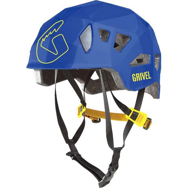 【グリベル】 ステルスHS ジャパンフィット ヘルメット [カラー:コバルトブルー] [サイズ:頭囲55~61cm] #GVHESTEH-CBL 【スポーツ・アウトドア:その他雑貨】【GRIVEL Stealth HS JAPAN FIT】