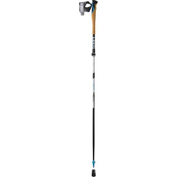 【レキ】 MCT バリオ クロストレイルポール [サイズ:110~130cm(収納時43cm)] [カラー:ブルー] #1300400-660 2本組 【スポーツ・アウトドア:登山・トレッキング:トレッキングポール】【LEKI MCT】