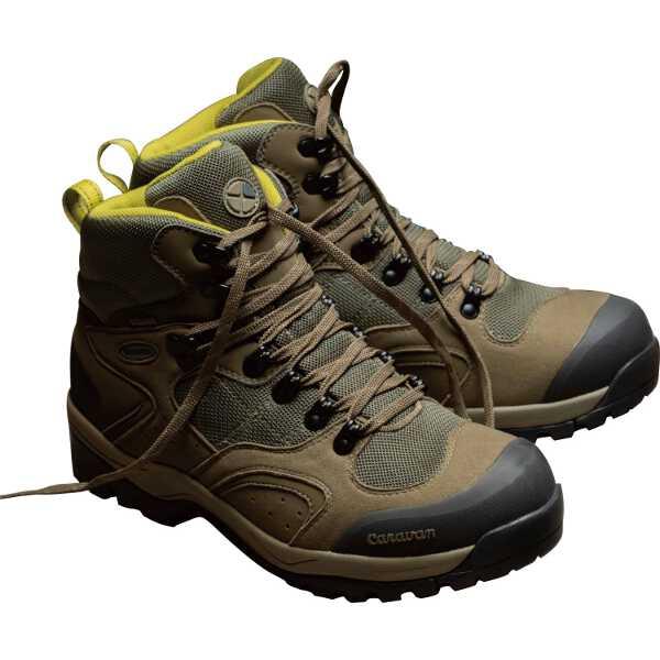 【キャラバン】 C1_02S(限定カラー) トレッキングシューズ [サイズ:25.5cm] [カラー:オリーブ] #0010106-546 【スポーツ・アウトドア:登山・トレッキング:靴・ブーツ】【CARAVAN】