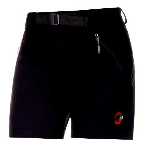 【マムート】 トレッカーズ ショーツ(レディース) [サイズ:XS] [カラー:ブラック] #102011860-0001 【スポーツ・アウトドア:その他雑貨】【MAMMUT TREKKERS Shorts Women】