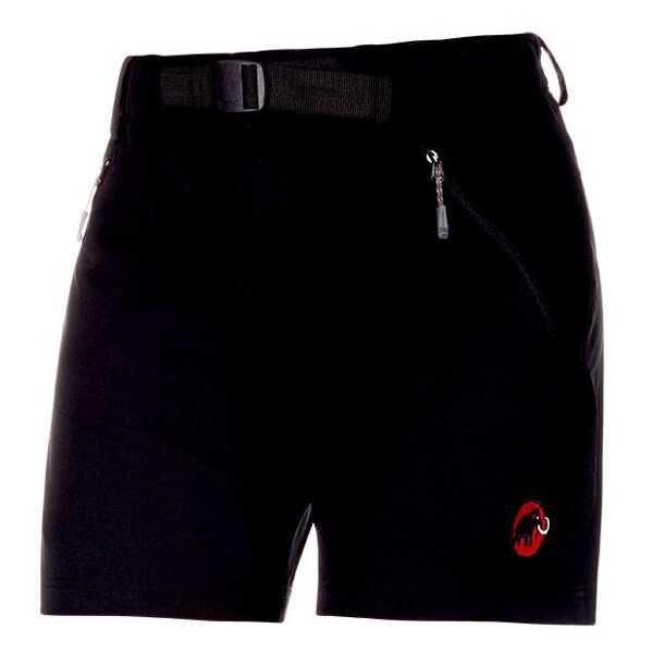 【マムート】 トレッカーズ ショーツ(レディース) [サイズ:M] [カラー:ブラック] #102011860-0001 【スポーツ・アウトドア:その他雑貨】【MAMMUT TREKKERS Shorts Women】