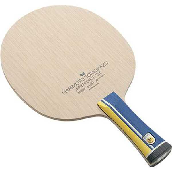 【バタフライ】 張本智和 インナーフォース ZLC-FL 卓球ラケット #37031 【スポーツ・アウトドア:卓球:ラケット】【BUTTERFLY】
