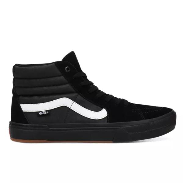 【バンズ】 バンズ スケート ハイ プロ BMX [サイズ:27.5cm(US9.5)] [カラー:ブラック×ホワイト] #VN0A45JVY28 【靴:メンズ靴:スニーカー】【VN0A45JVY28】【VANS VANS Sk8-Hi Pro Bmx】