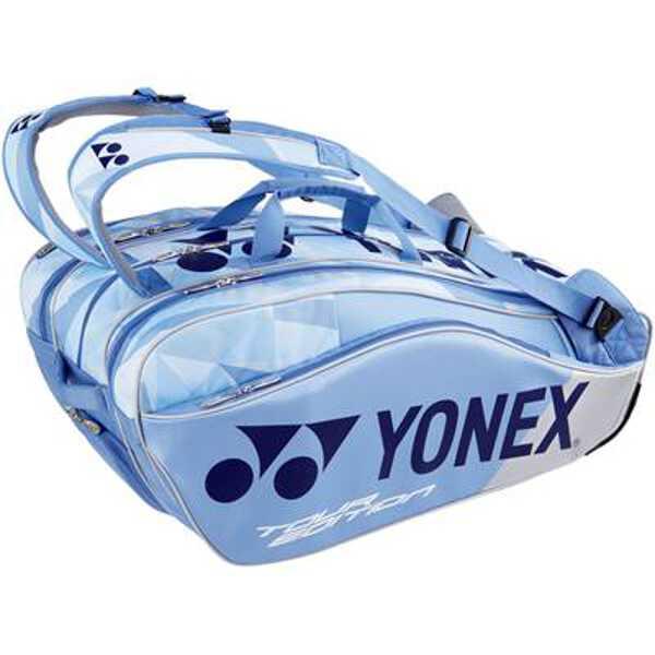 【ヨネックス】 ラケットバッグ9(リュック付) テニスラケット9本用 [カラー:クリアーブルー] #BAG1802N-525 【スポーツ・アウトドア:その他雑貨】【YONEX】