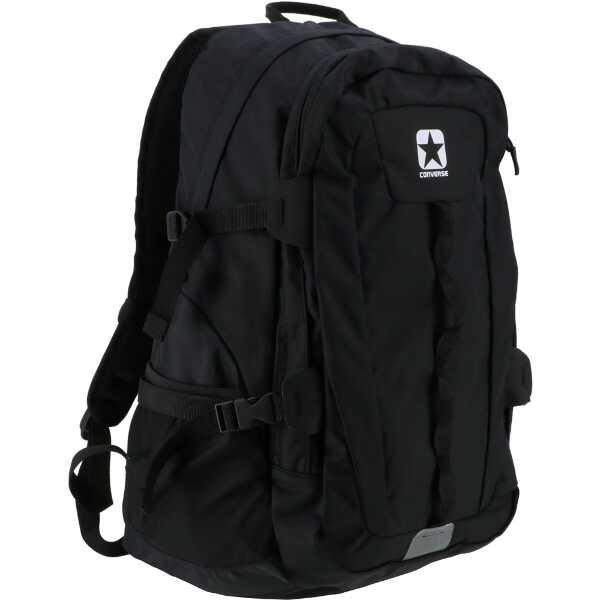 【コンバース】 Dパック バックパック [カラー:ブラック] [サイズ:H49×32×19cm] #C2068012-1900 【スポーツ・アウトドア:その他雑貨】【CONVERSE】