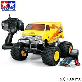【タミヤ】 1/12 XB (エキスパート ビルト) XB ランチボックス (2.4GHz仕様) 【玩具:ラジコン:オフロードカー:完成品】【1/12 XB (エキスパート ビルト)】【TAMIYA】