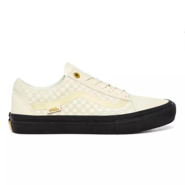 【バンズ】 バンズ スクール プロ (Lizzie Armanto) [サイズ:26.5cm(US8.5)] [カラー:アンティーク] #VN0A45JC0ZY 【靴:メンズ靴:スニーカー】【VN0A45JC0ZY】【VANS VANS Old Skool Pro】