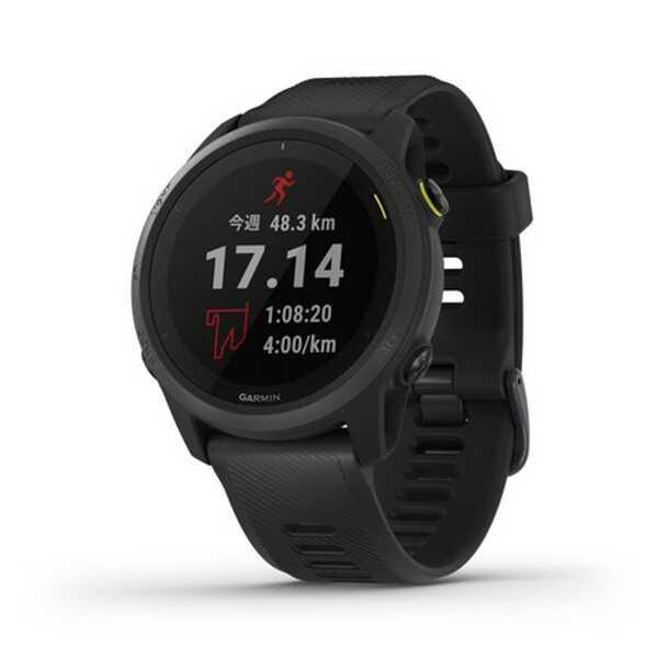 送料無料 ガーミン フォアアスリート745 公式通販 日本語正規版 激安卸販売新品 カラー:ブラック #010-02445-40 あす楽 ガーミン: スポーツ ForeAthlete ジョギング GARMIN アウトドア マラソン Black GPS 745