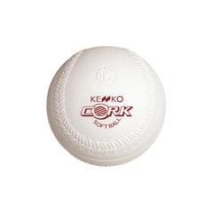 【ケンコ―】 新ケンコーソフトボール 1号(コルク芯) #S1C-NEW 1ダース入り 【スポーツ・アウトドア:その他雑貨】【KENKO】