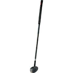 【アシックス】 グラウンドゴルフ用 クラブ トライクロウソール(一般右打者専用) [カラー:ガンメタリック(ロング)] [サイズ:90cm] #GGG174 【スポーツ・アウトドア:その他雑貨】【ASICS】