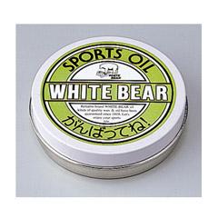 【ホワイトベア―】 サービスオイル 固形保革油 普及サービス用 60個セット #10 30g×60個 【スポーツ・アウトドア:野球・ソフトボール:グローブ・ミット用メンテナンス用品】【WHITE BEAR】