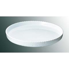 送料無料 ロイヤル WEB限定 ROYALE 丸 グラタン皿 No.300 40cm ホワイト 割引クーポン有 食卓用品 食器 30迄 キッチン用品 ショップ : 9