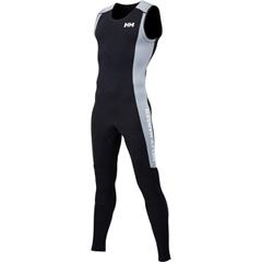 【ヘリーハンセン】 ロングジョン(メンズ) [カラー:ブラック] [サイズ:XS] #HH81600 【スポーツ・アウトドア:マリンスポーツ:ウェットスーツ:メンズウェットスーツ】【HELLY HANSEN】