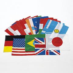 【トーエイライト】 アクリル万国旗20 #B-6337 20ヶ国/組 【スポーツ・アウトドア:アウトドア】【TOEI LIGHT】