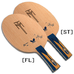 【バタフライ】 ティモボル・ZLF FL 攻撃用 卓球ラケット #35841 【スポーツ・アウトドア:卓球:ラケット】【BUTTERFLY】