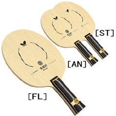 【バタフライ】 ツァンジーカー(張継科) ZLC ST 卓球ラケット #36554 【スポーツ・アウトドア:卓球:ラケット】【BUTTERFLY】