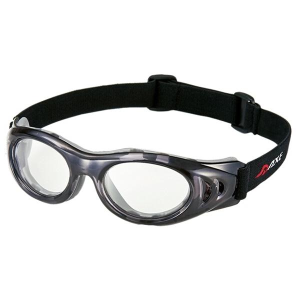 【アックス】 アイプロテクタ― Sサイズ ジュニア保護メガネ [カラー:スモーク×クリア] #AEP-02 【スポーツ・アウトドア:その他雑貨】【AXE】
