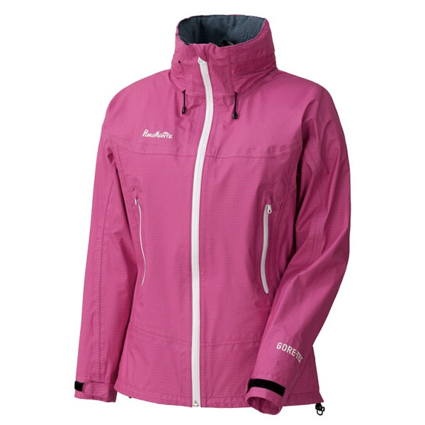 【プロモンテ】 ゴアテックス オールウェザージャケット(ウィメンズ) [カラー:ピンク] [サイズ:XL] #SJ006W 【スポーツ・アウトドア:アウトドア:ウェア:レディースウェア:アウター】【PUROMONTE】