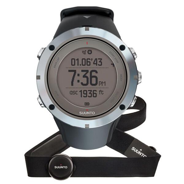 【スント】 AMBIT3 PEAK HR SAPPHIRE(アンビット3ピーク HR サファイヤ) 日本正規品 GPSスポーツウォッチ #SS020673000 【スポーツ・アウトドア:ジョギング・マラソン:ギア】【SUUNTO】
