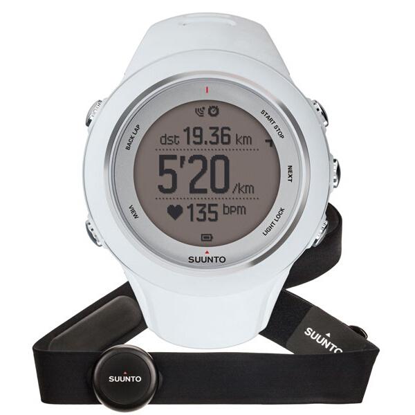 【スント】 AMBIT3 SPORTS HR WHITE(アンビット3スポーツ HR ホワイト) 日本正規品 GPSスポーツウォッチ #SS020680000 【スポーツ・アウトドア:ジョギング・マラソン:ギア】【SUUNTO】