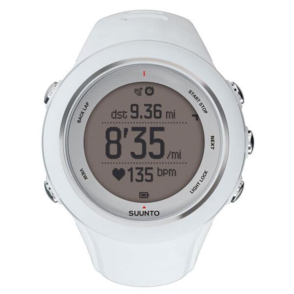 【スント】 AMBIT3 SPORTS WHITE(アンビット3スポーツ ホワイト) 日本正規品 GPSスポーツウォッチ #SS020683000 【スポーツ・アウトドア:ジョギング・マラソン:ギア】【SUUNTO】