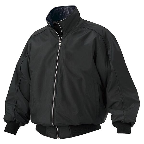 【デサント】 野球用 エラスチックチタンサーモジャケット [カラー:ブラック] [サイズ:XA] #DR-204 【スポーツ・アウトドア:野球・ソフトボール:ウェア:グランドコート】【DESCENTE】