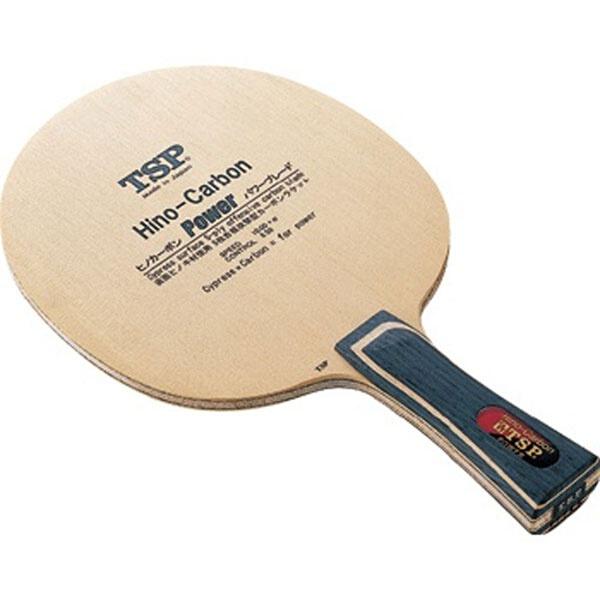 【ティーエスピ―】 卓球ラケット ヒノカーボン・パワ― FL #022194 【スポーツ・アウトドア:卓球:ラケット】【TSP】