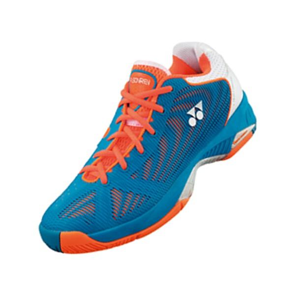 【ヨネックス】 テニスシューズ パワークッション フュージョンレブAC [カラー:ピーコックブルー] [サイズ:23.0cm] #SHT-FAC 【スポーツ・アウトドア:テニス:競技用シューズ:メンズ競技用シューズ】【YONEX】