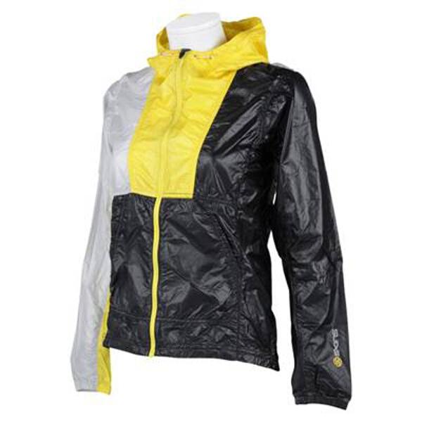 【スキンズ】 ウインドジャケット(レディース) SAS5551W [カラー:ブラック] [サイズ:L] #SAS5551W-BLK 【スポーツ・アウトドア:その他雑貨】【SKINS】