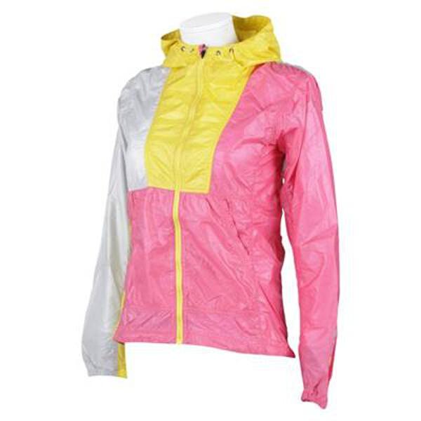 【スキンズ】 ウインドジャケット(レディース) SAS5551W [カラー:ピンク] [サイズ:L] #SAS5551W-PNK 【スポーツ・アウトドア:その他雑貨】【SKINS】