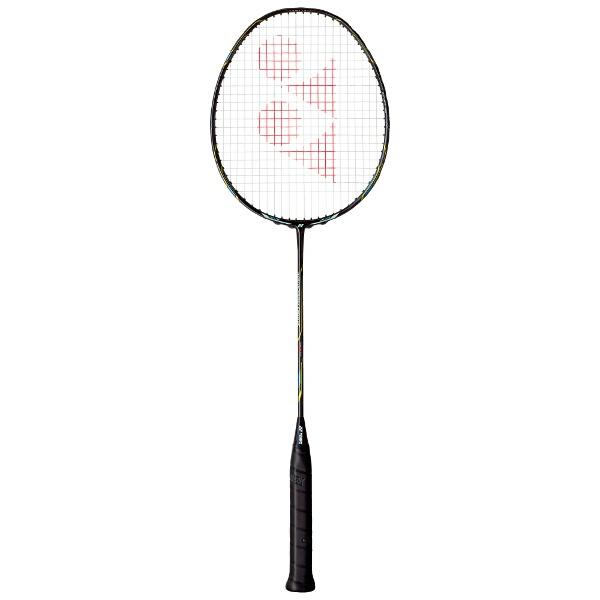 【ヨネックス】 バドミントンラケット ナノレイ グランツ [カラー:ブリリアントブラック] [サイズ:4U6] #NR-GZ-363 【スポーツ・アウトドア:バドミントン:ラケット】【YONEX】