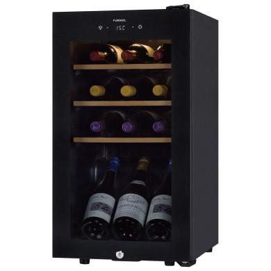 櫻花製作所酒窖 FURNIEL (法納爾) 智慧類 SAB-50G(BB) 存儲容量 12 瓶 (達 20 書)