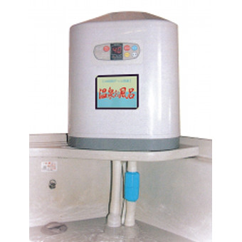 【売価お問合せ下さい】 ヤジマ温泉お風呂(24時間風呂) 浴室設置タイプ KT-200Y(一般家庭用)