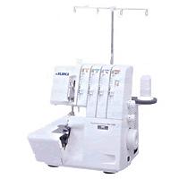 【カラー糸セットおまけ付】 JUKI(ジューキ) 2本針4本糸 差動送り付き オーバーロックミシン MO-114D